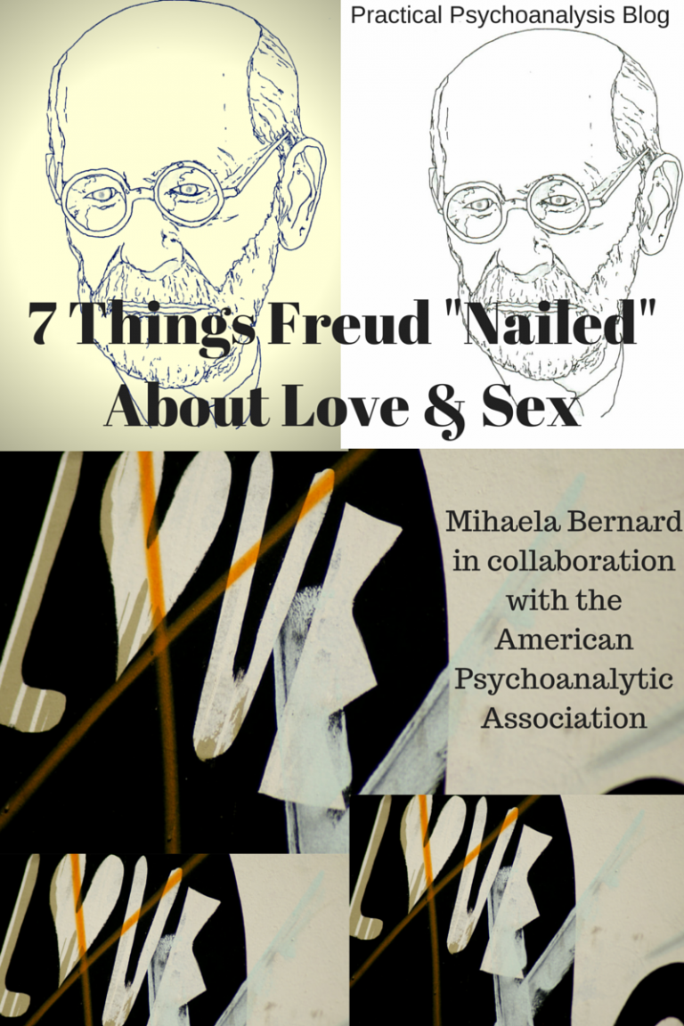 The big other psychoanalysis and sexuality